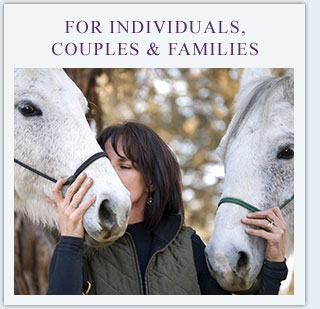 For Individuals, Couples, and Families